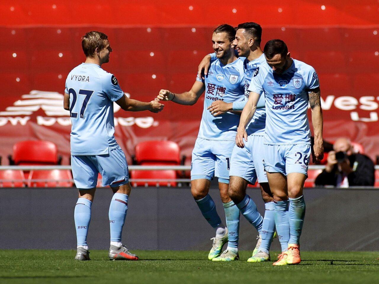 Burnley FC vs Wolverhampton Wanderers